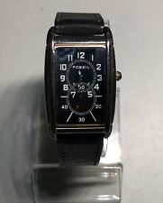 Vintage Fossil watch nice style.
