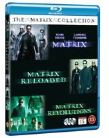 The Matrix Collection Blu Ray