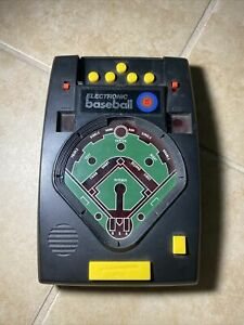 Vintage 1979 Entex Electronic Baseball Handheld Electronic Video Game - WORKS