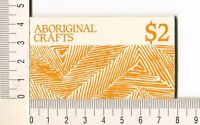 41172) Australia 1987 MNH QEII Aboriginal Crafts Scott #1051a