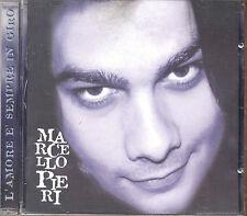 MARCELLO PIERI - L'amore e' sempre in giro - VASCO ROSSI CD 1997 MINT CONDITION