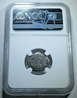 1783 El Cazador Shipwreck 1 Reales Real NGC Genuine Certified Pillar Pirate Coin