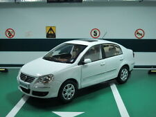 VW Shanghai Volkswagen Polo MK4 sedan 1/18 model car free shipping
