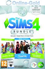 The Sims 4 Pack 7: Vampiri+Stanza dei Bimbi+Divertimento in Cortile - PC - ITA