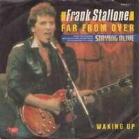 """Frank Stallone - Far From Over (7"""", Single) Vinyl Schallplatte - 1584"""