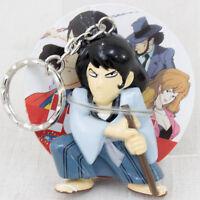 Lupin the Third 3rd Goemon Ishikawa Figure Keychain Banpresto JAPAN ANIME MANGA