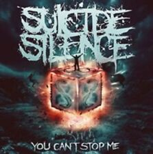 You Can't Stop Me by Suicide Silence (CD, Jul-2014, Nuclear Blast)