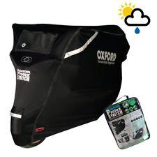 BMW Hp2 Oxford Protex Stretch Waterproof Motorbike Bike Cover Black
