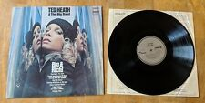 Ted Heath And The Big Band Big & Rich Vinyl Record LP SPC-3197 In Shrink - $3 SH