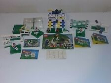 Lego Soccer 3403 Grandstand 3401, 3412 Shooting, 3413 Goal Keep, 3414 *Complete