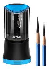 Afmat Long Point Pencil Sharpener, Rechargable Battery, New