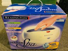 Remington Hs-225 Paraffin Spa Therapy Aromatherapy Wax