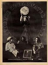 Creedence Clearwater Revival Mardi Gras LP advert Time Out cutting 1972