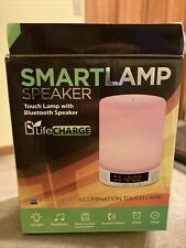 Smart Lamp- Touch Lamp With Bluetooth Speaker
