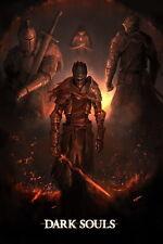 """70 Dark Souls 3 - III Hot Video Game 24""""x36"""" Poster"""