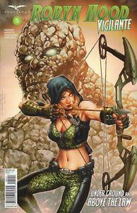 Robyn Hood - Vigilante Nr. 5 (2020), Neuware, new
