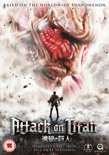 Attack on Titan: The Movie - Part 1 (DVD)