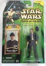 Star Wars BESPIN GUARD CLOUD CITY Action Figure POTJ ESB 2001 New On Card