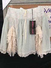 Betsey Johnson Silk Skirt