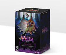 Read Legend of Zelda Majora's Mask 3D Limited Collector's Edition (Nintendo 3DS)