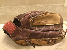 "Rawlings GJ-27 12.75"" Joe Rudi Bellows Web Baseball Softball Glove Right Throw"