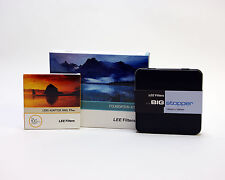 Lee Filters Foundation Holder Kit + Lee big stopper & Lee 77mm Standard Anello