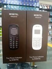 MOBITEL Mini unlocked BLACK Sim free smallest phone with voice changer