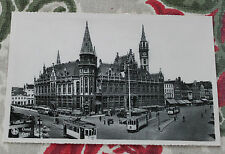 CPA photo La poste Gand Belgique