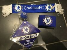 CHELSEA FC FOOTBALL CLUB CAR KIT NEW