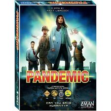 Pandemic Board Game (Latest 2013 Edition) - Z-Man Games - 24hr Dispatch