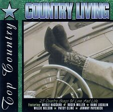 TOP COUNTRY - COUNTRY LIVING / CD - TOP-ZUSTAND