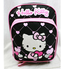 Hello Kitty Heart Mini Backpack/School & Book Bag for Kids Girls by Sanrio