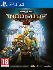 Warhammer 40K Inquisitor Martyr PS4 ***PRE-ORDER ITEM*** Release Date: 05/06/18