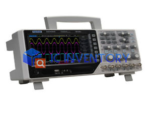 1pcs Hantek DSO4254C Digital Storage Oscilloscope 64K 4CH 250MHz signal source