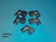 5 Stück EVW 8L M 14 x 1,5 einstellbare Winkelverschraubung