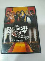 RBD REBELDE - 2 x DVD Tour Celestial 2007 Hecho en España