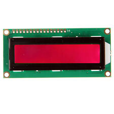 Red LCD1602 16x2 Characters Display Module for MCU ARM9 Arduino UNO R3