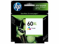 HP 60xl tri color ink cartridge brand new (CC644WN) EXP DATE 1/2019