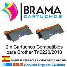 2xToner compatible NON OEM BROTHER TN-2220 DCP 7065 , DCP 7070DW , DCP 7070