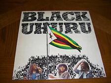 Noir uhuru-black uhuru.lp