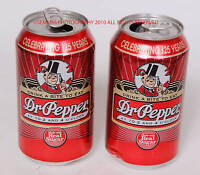 Dr Pepper soda can 125 Anniversary Last ONE left. Get this collectible now