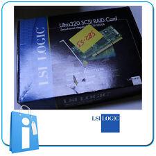 Controladora RAID SCSI 0 Channel Controller Card LSI LOGIC 320-0X PCI-X unsealed