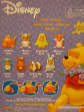 Peek A Pooh # 6 - Winnie the Pooh set from Tomy