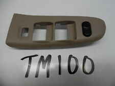00 01 02 MAZDA 626 MASTER WINDOW SWITCH LEFT HAND DRIVER SIDE BEZEL ONLY TM100