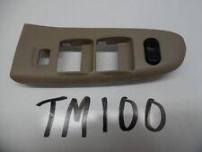 00 01 02 MAZDA 626 MASTER WINDOW SWITCH LEFT HAND DRIVER SIDE BEZEL ONLY TM100