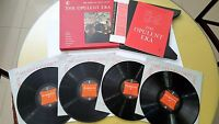 Time Life THE STORY OF GREAT MUSIC The Opulent Era 4 LP Vinyl 33 rpm Set Record