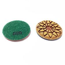Sunflower Rose-Type 3 inch 80mm Concrete Polishing Pad Wet/Dry Floor Disc