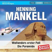 Audiobook Wall-different 1. Case of Henning Mankell