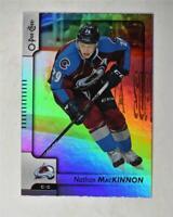 2017-18 17-18 O-Pee-Chee OPC Rainbow Foil #499 Nathan MacKinnon