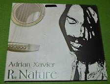 Adrian Xavier R Nature Conscious Reggae From Seattle, WA - Reggae CD